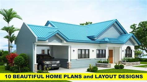 house designs free free home plans and layout design for 10 beautiful houses