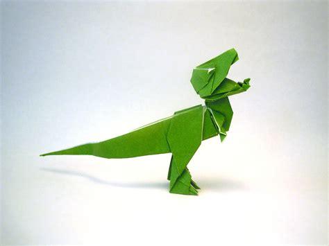 tyrannosaurus origami origami t rex by orimin on deviantart