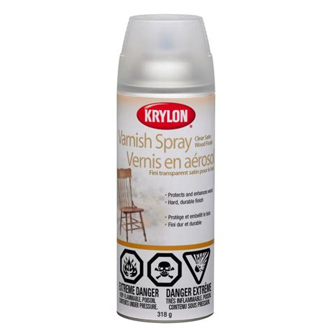 spray painting varnished wood krylon wood varnish spray coating satin clear r 233 no d 233 p 244 t
