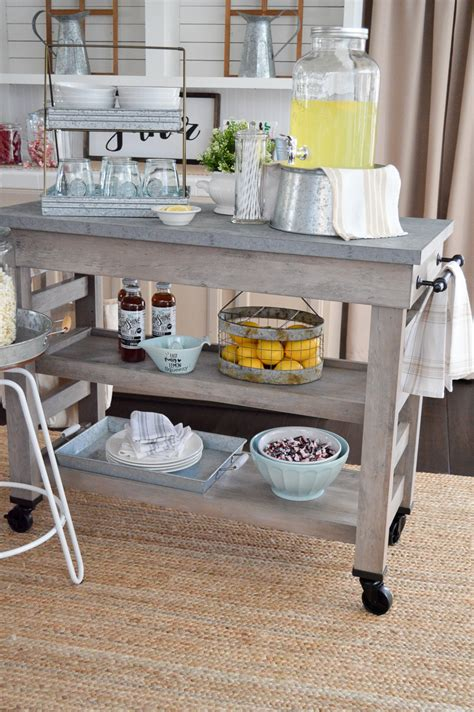 modern kitchen island cart farmhouse kitchen island cart