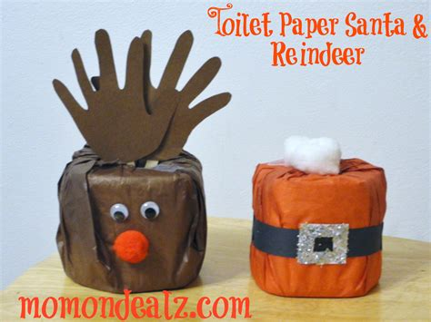 toilet paper santa craft search results for reindeer printables for