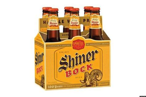 Shinner shiner bock texas favorite beer and oldest independent