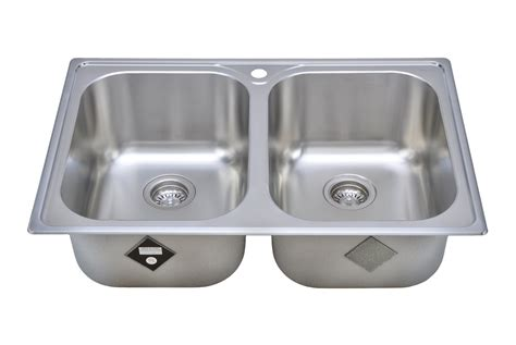 kitchen sink packages sinkware 18 bowl topmount stainless