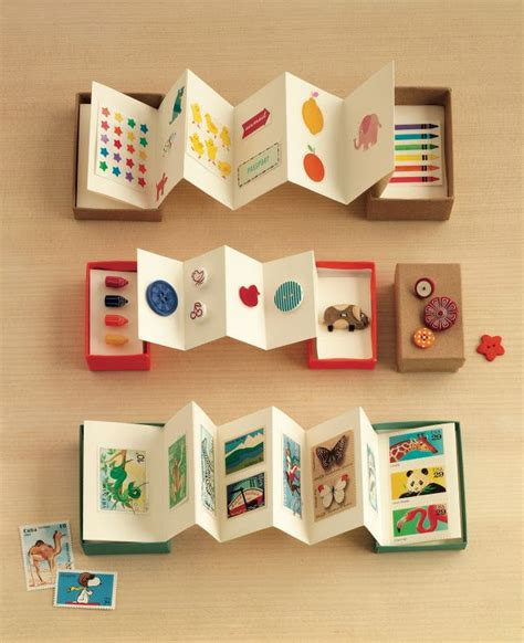 book paper crafts pin by on books