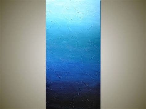 Abstract Paintings Ombre And Abstract On