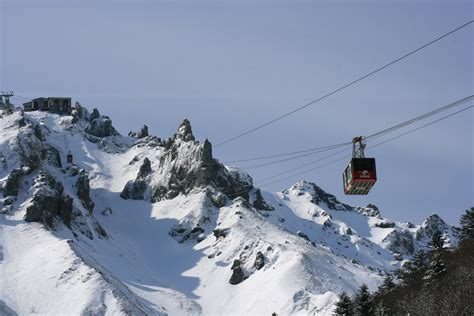 le mont dore guide de la station du mont dore par infosski