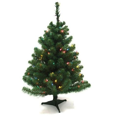 small trees with lights mini tree 24 artificial lighted pine