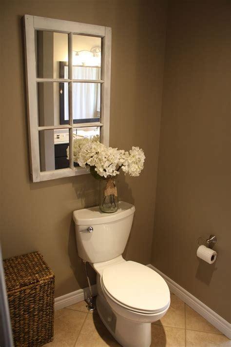 country bathroom mirrors best 25 half bathroom decor ideas on half