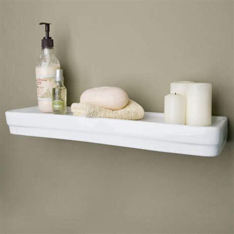 ceramic bathroom shelves brogan porcelain shelf bathroom shelves bathroom