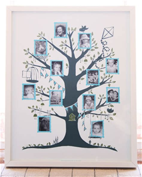 family tree craft for famille summerbelle 171 babyccino daily tips children