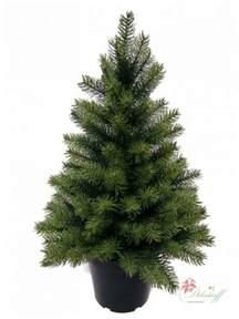 weihnachtsbaum topf k 252 nstlicher tannenbaum weihnachtsbaum mit topf 90cm