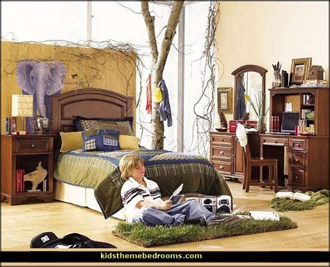 outdoor themed home decor decorating theme bedrooms maries manor treehouse theme