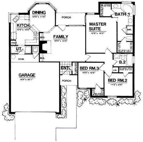 house plans open concept open concept design 7426rd architectural designs house plans