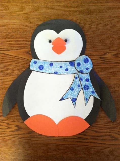 penguin crafts penguin craft hi ho hi ho it s to work i go
