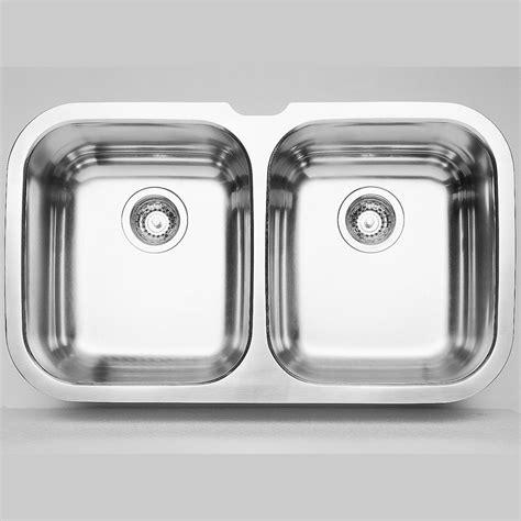 home depot kitchen sinks undermount blanco 2 bowl undermount stainless steel kitchen sink