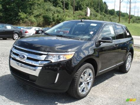 Black Ford Edge by Ford Edge 2013 Black Www Pixshark Images Galleries