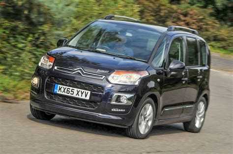 Citroen C3 Picasso by Citroen C3 Picasso Review 2017 Autocar