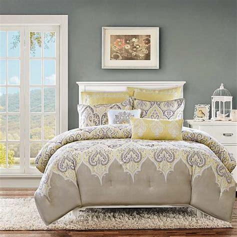 yellow comforter sets park nisha yellow comforter set king california
