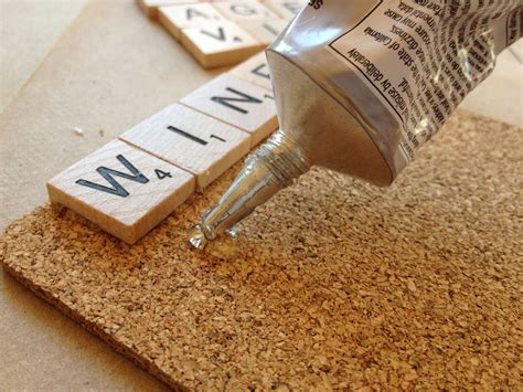dy scrabble word diy project scrabble coasters gourmet gab