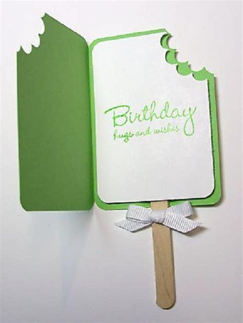 cool card ideas 32 handmade birthday card ideas and images