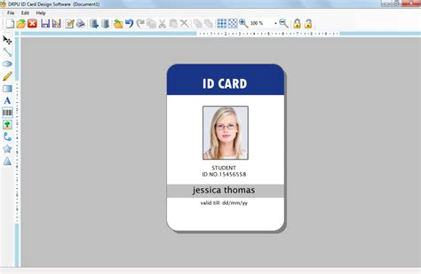 make an id card free id card template cyberuse