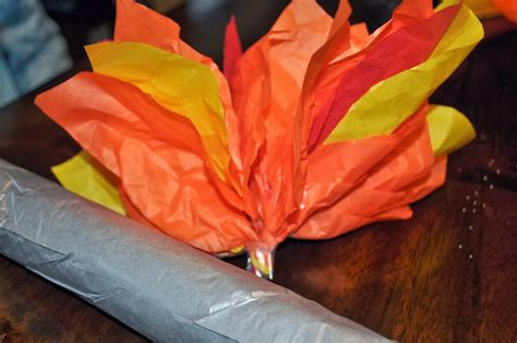 cfire crafts for how to make a paper cfire olympics torch craft for