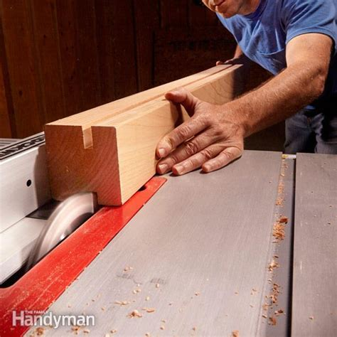 woodworking tips and techniques table saw tips and techniques the family handyman