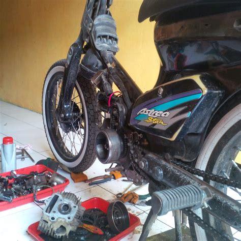 Bengkel Modifikasi Motor by Bengkel Modifikasi Motor Choppy Cub Murah Bandung