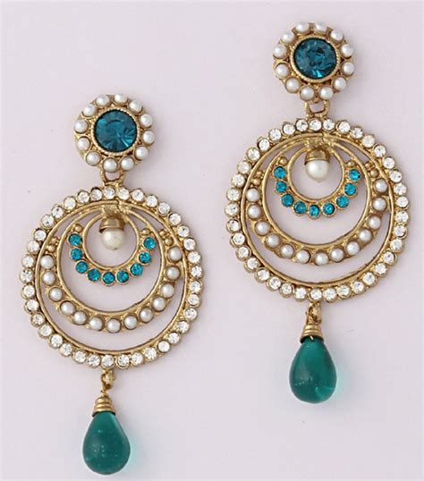 jewelry designs earrings indian earrings designs collection shanila s corner