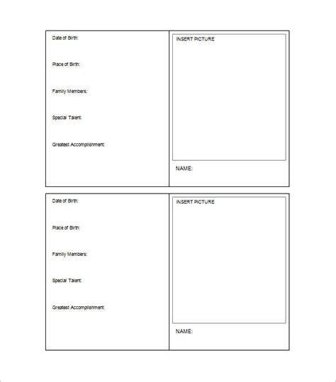 card downloads free templates trading card template 21 free printable word pdf psd