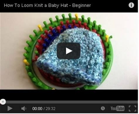 how to loom knit a hat 55 best images about knitting on a loom on