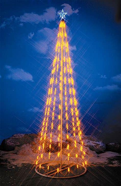 string light tree light string cone tree