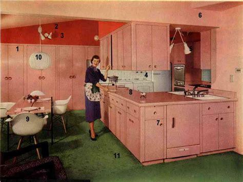 s kitchen 1950s kitchen style afreakatheart