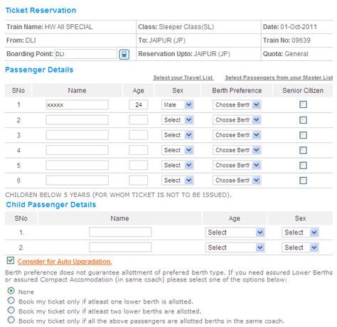 ticket booking indian railways reservation irctc image search results