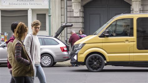 Volkswagen Subsidiary by Volkswagen S Subsidiary Launches Electric Minibus Aimed At