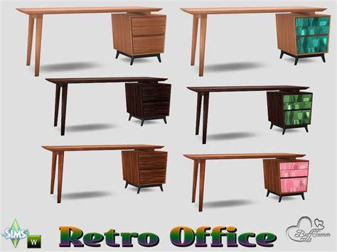 sided office desk buffsumm s retro office desk right sided