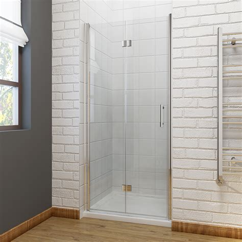 bi fold shower door frameless frameless bifold shower door enclosure 6mm glass screen