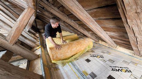 Dachdämmung Altbau Kosten by Tipps F 252 R Ein Gutes Klima Unter Dem Dach D 228 Mmarten D 228 Mmung