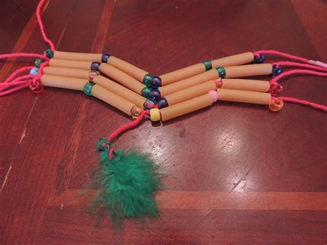 navajo crafts for american comanche tribe inspired hair pipe