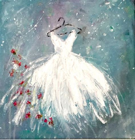acrylic painting dress best 20 dress painting ideas on watercolor