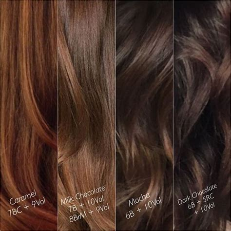 chocolate brown color 17 best ideas about chocolate brown hair on