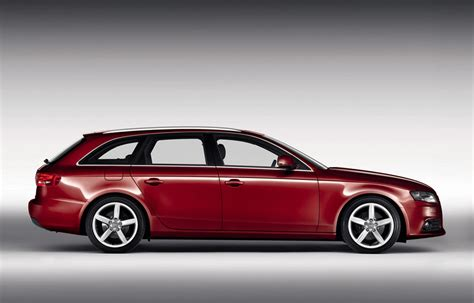 Audi A4 Avant Wagon by Audi Introduces The 2011 A4 Avant Wagon To Europe And