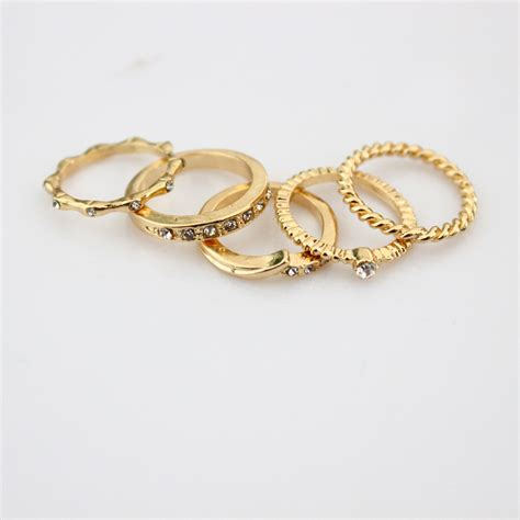 unique charms for jewelry d 5pcs set new charms korean unique jewelry gold plated