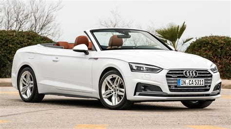 Audi A5 Cabriolet by Audi A5 Cabriolet 2 0 Tdi 2017 Review Car Magazine