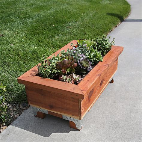 planter boxes diy get ready for with diy planter boxes diy done right