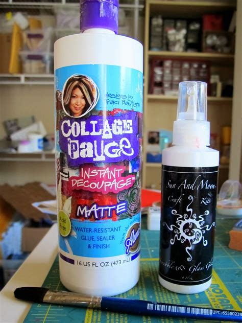 what glue to use for decoupage blukatkraft decoupage map earrings diy jewelry tutorial