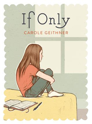 books with only pictures if only by carole geithner reviews discussion