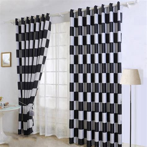 black and white decor for bedroom amazing decoration black and white curtains for bedroom
