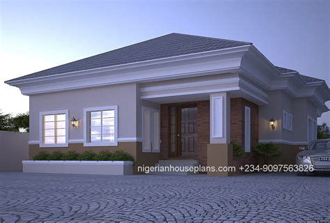 4 room house nigerianhouseplans your one stop building project solutions center