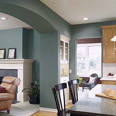 paint colors for interior of home crisp and clean tealy green brilliant interior paint